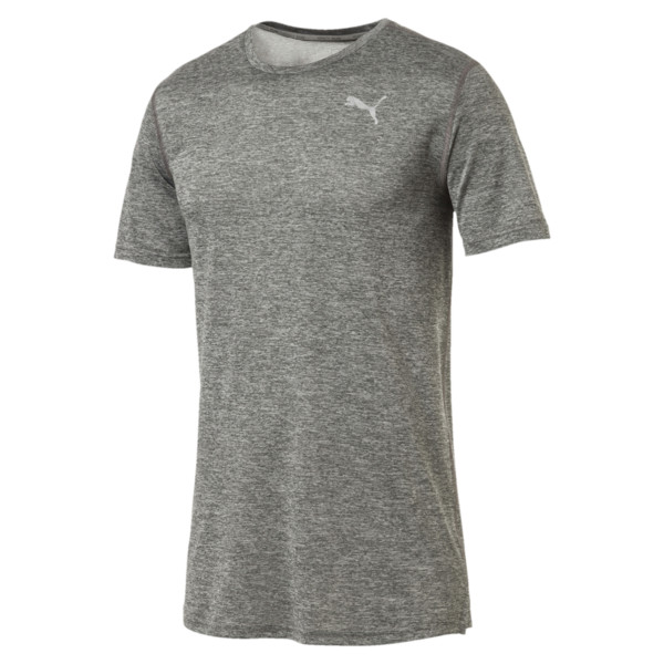 T-Shirt IGNITE Heather pour homme, Medium Gray Heather, large
