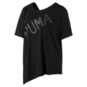 Thumbnail 1 of Holiday Drapey Women's Tee, Puma Black, medium