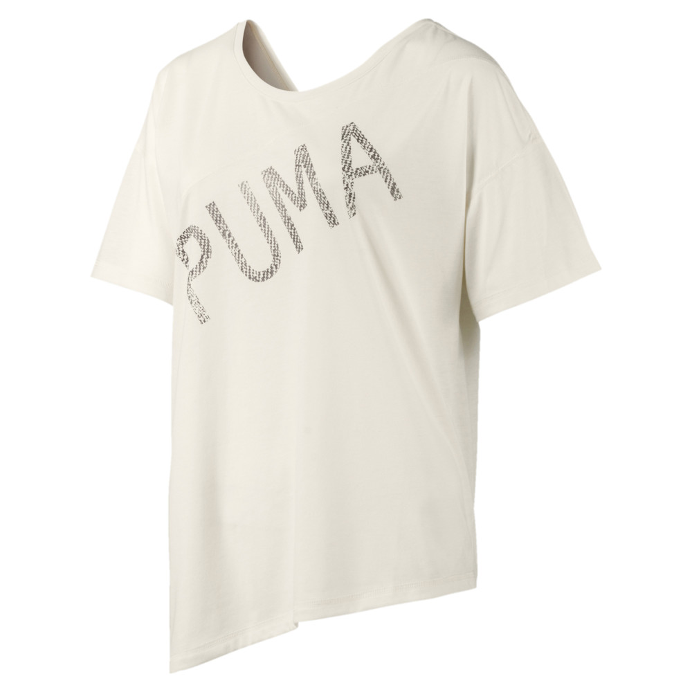 Image Puma Holiday Drapey Women's Tee #1