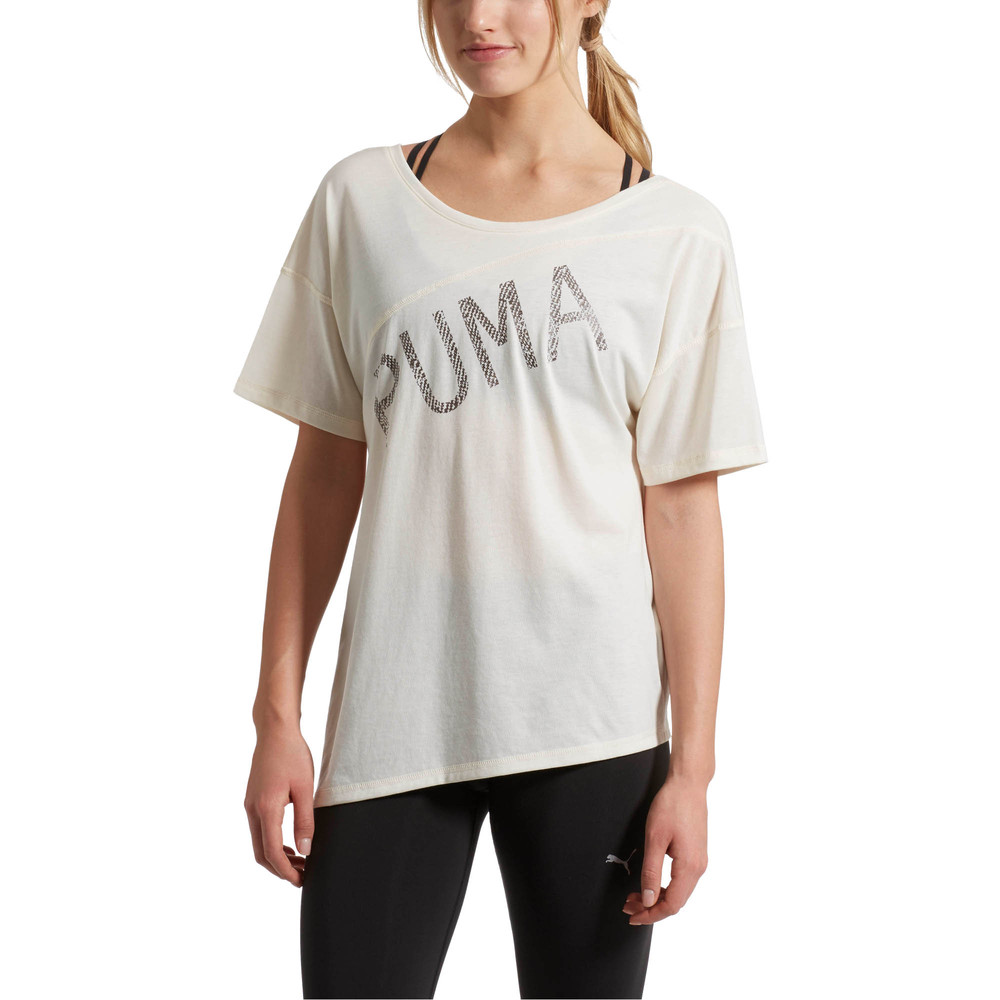 Image Puma Holiday Drapey Women's Tee #2