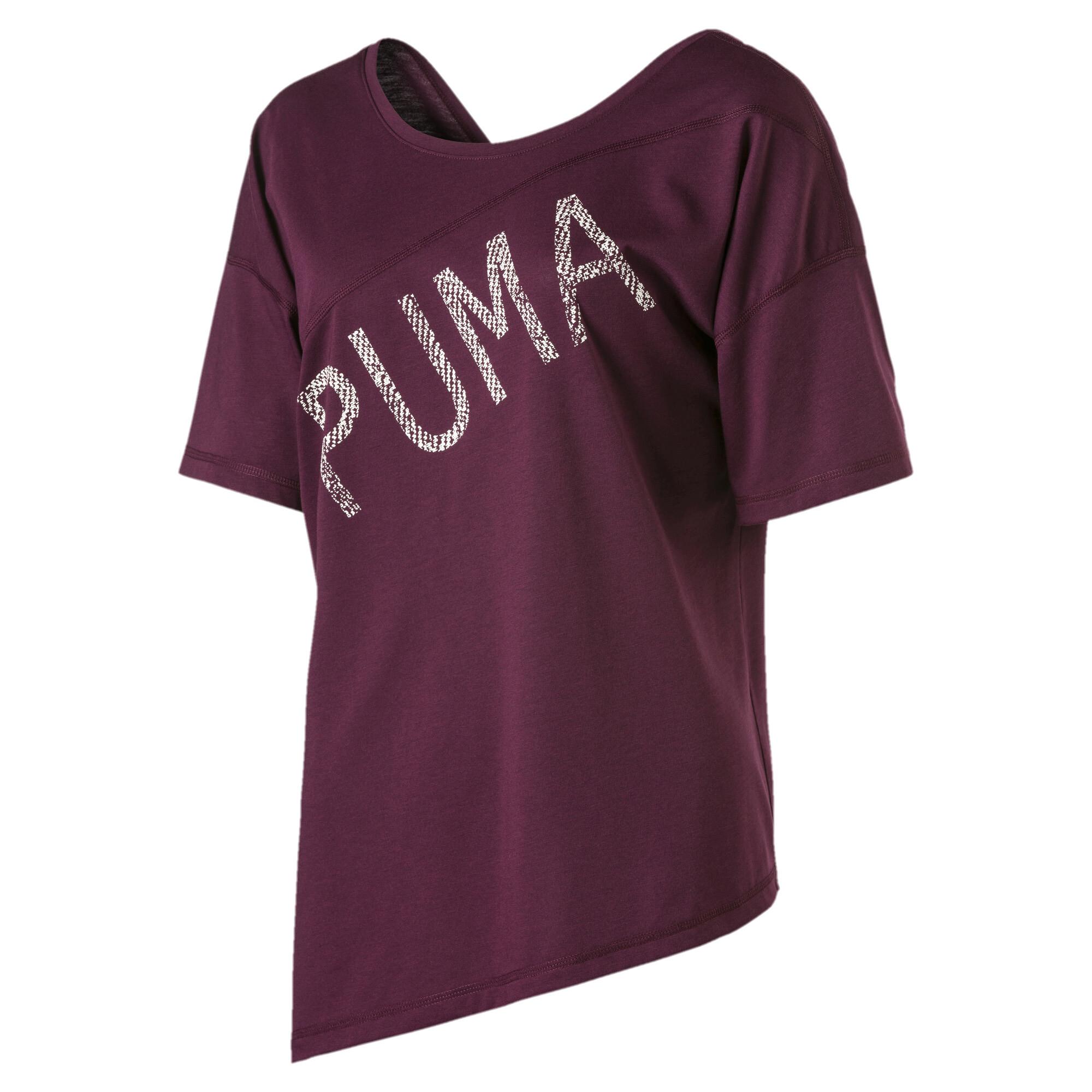 Image Puma Holiday Drapey Women's Tee #4