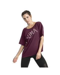 Image Puma Holiday Drapey Women's Tee