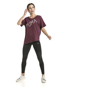 Thumbnail 5 of Holiday Drapey Women's Tee, Fig, medium
