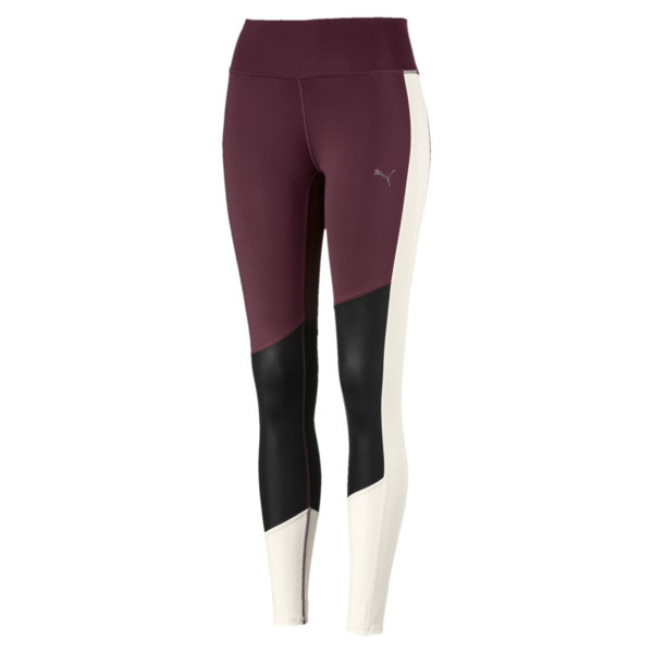 Holiday CB 7/8 Women's Tights, Fig-Puma Black, large