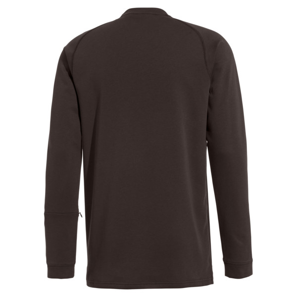 Energy Desert Actum Long Sleeve Men's Training Top, Mol, large