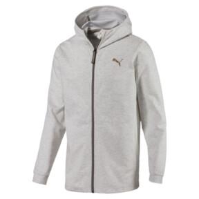 Thumbnail 1 of Energy Desert Full-Zip Men's Jacket, Whisper White Heather, medium