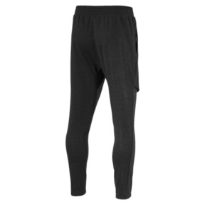 Thumbnail 2 of ENERGY DESERT TAPARED PANT, Puma Black Heather, medium-JPN