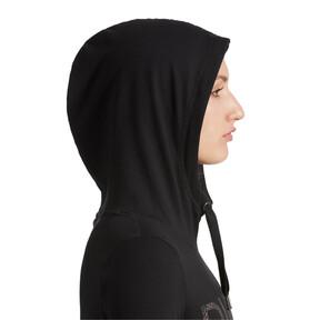 Miniatura 4 de Vestido con capucha Holiday, Puma Black, mediano