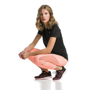 Thumbnail 3 of IGNITE Graphic Women's Running Tee, Puma Black, medium