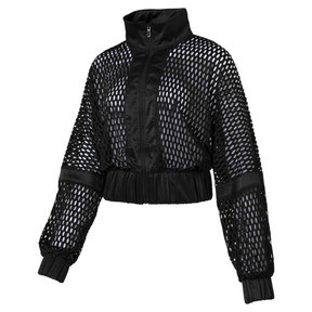 Thumbnail 3 of On the Brink Women's Knit Jacket, Puma Black, medium