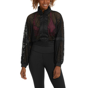 Thumbnail 1 of On the Brink Women's Knit Jacket, Puma Black, medium