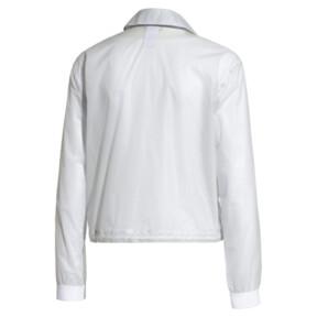 Thumbnail 4 of SG x PUMA Coaches Jacket, Glacier Gray, medium