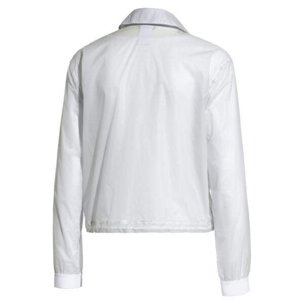SG x PUMA Coaches Jacket, Glacier Gray, large