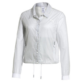 Thumbnail 1 of SG x PUMA Coaches Jacket, Glacier Gray, medium
