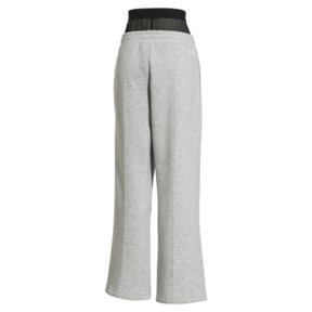 Thumbnail 4 of PUMA x SELENA GOMEZ Damen Strick Sweatpants, Light Gray Heather, medium