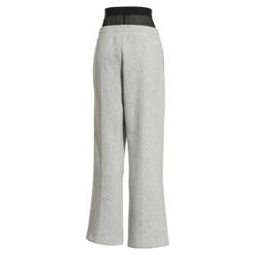 Thumbnail 4 of SG x PUMA WOMEN'S SWEAT PANTS, Light Gray Heather, medium-JPN