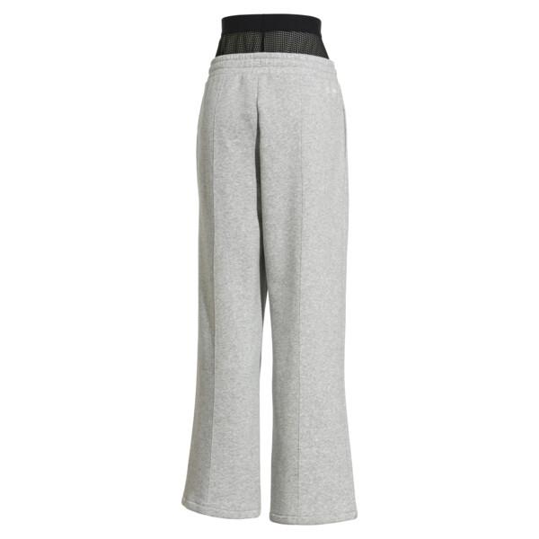 SG x PUMA Sweatpants, Light Gray Heather, large