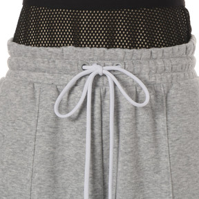 Thumbnail 9 of SG x PUMA WOMEN'S SWEAT PANTS, Light Gray Heather, medium-JPN