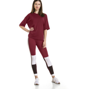 Thumbnail 5 of PUMA x SELENA GOMEZ Women's Training Tee, Cordovan, medium