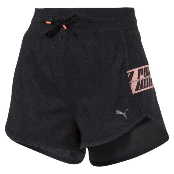 Feel it Short, Puma Black Heather, large