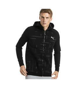 Image Puma Energy evoKNIT Full Zip Men's Training Hoodie