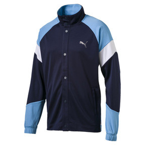 Thumbnail 1 of A.C.E. Men's Track Jacket, Peacoat-Bonnie Blue, medium