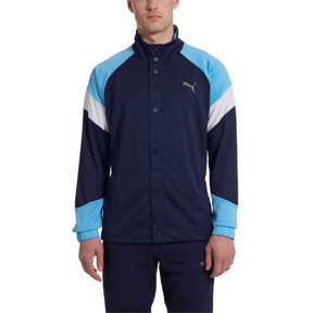 Thumbnail 2 of A.C.E. Men's Track Jacket, Peacoat-Bonnie Blue, medium