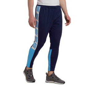 Thumbnail 2 of A.C.E. Men's Track Pants, Pcoat-Bonnie Blue-White, medium