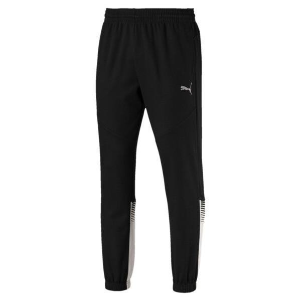 A.C.E. Men's Sweatpants, Puma Black-Puma White, large