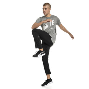 Thumbnail 3 of T-Shirt IGNITE Heather Running pour homme, Medium Gray Heather, medium