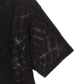 Thumbnail 7 of ショーオフ SS ウィメンズ Tシャツ 半袖, puma black Heather, medium-JPN