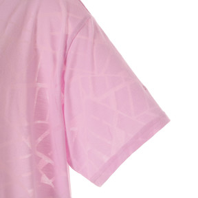 Thumbnail 7 of ショーオフ SS ウィメンズ Tシャツ, pale pink Heather, medium-JPN