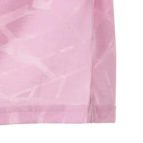 Thumbnail 8 of ショーオフ SS ウィメンズ Tシャツ, pale pink Heather, medium-JPN