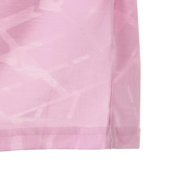 ショーオフ SS ウィメンズ Tシャツ, pale pink Heather, large-JPN