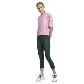 Thumbnail 5 of ショーオフ SS ウィメンズ Tシャツ, pale pink Heather, medium-JPN