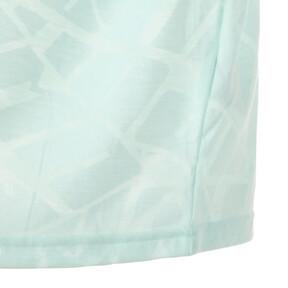 Thumbnail 8 of ショーオフ SS ウィメンズ Tシャツ, fair aqua Heather, medium-JPN