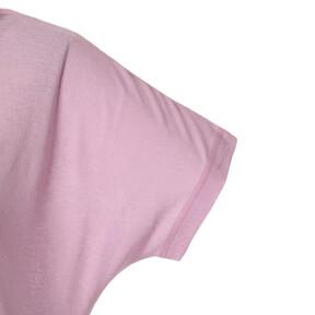 Thumbnail 4 of ボールド SS ウィメンズ Tシャツ (半袖), Pale Pink, medium-JPN