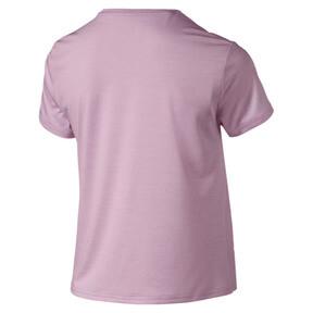 Thumbnail 4 of ターン イット アップ ウィメンズ SS Tシャツ (半袖), Pale Pink Heather, medium-JPN