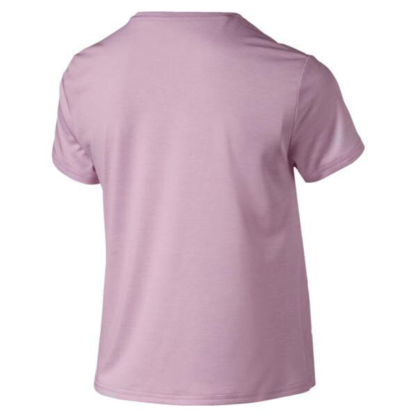 ターン イット アップ ウィメンズ SS Tシャツ (半袖), Pale Pink Heather, large-JPN