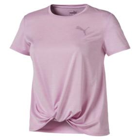 Thumbnail 1 of ターン イット アップ ウィメンズ SS Tシャツ (半袖), Pale Pink Heather, medium-JPN