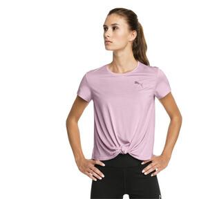 Thumbnail 2 of ターン イット アップ ウィメンズ SS Tシャツ (半袖), Pale Pink Heather, medium-JPN