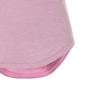 Thumbnail 9 of ヘザー キャット ウィメンズ SS Tシャツ (半袖), Pale Pink Heather, medium-JPN