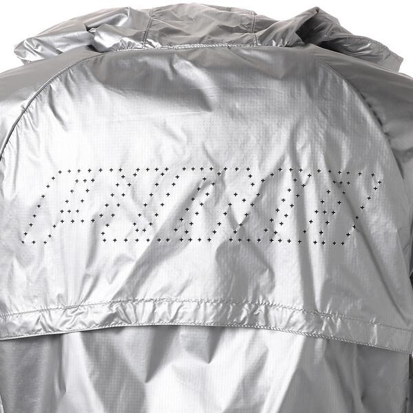 ラストラップメタリック ウィメンズ  ジャケット, Puma Silver-metallic, large-JPN