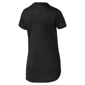Thumbnail 4 of エピック ヘザー SS ウィメンズ Tシャツ, Puma Black Heather, medium-JPN