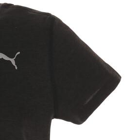 Thumbnail 7 of エピック ヘザー SS ウィメンズ Tシャツ, Puma Black Heather, medium-JPN