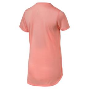 Thumbnail 4 of エピック ヘザー ウィメンズ SS Tシャツ 半袖, Bright Peach Heather, medium-JPN