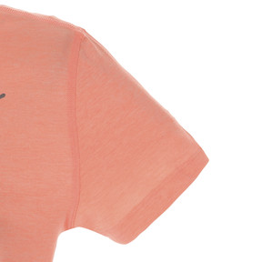 Thumbnail 7 of エピック ヘザー ウィメンズ SS Tシャツ 半袖, Bright Peach Heather, medium-JPN