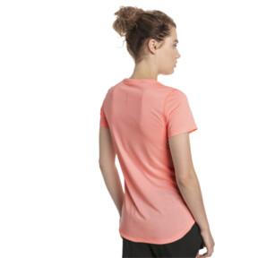 Thumbnail 3 of エピック ヘザー ウィメンズ SS Tシャツ 半袖, Bright Peach Heather, medium-JPN