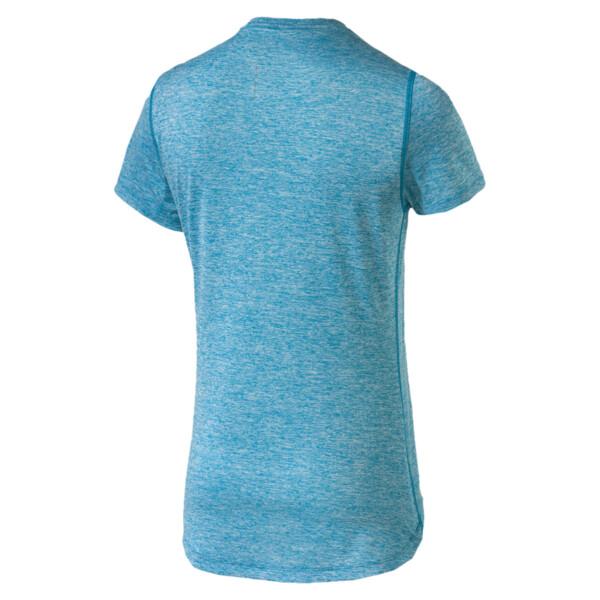 エピック ヘザー SS ウィメンズ Tシャツ, Caribbean Sea Heather, large-JPN