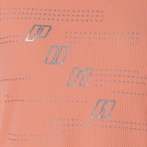 Thumbnail 9 of イグナイト SS ロゴ ウィメンズ Tシャツ 半袖, Bright Peach, medium-JPN